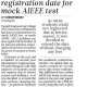 Daily Post News Item - PEC extends date for Mock AIEEE Registration - 2 Nov 2011